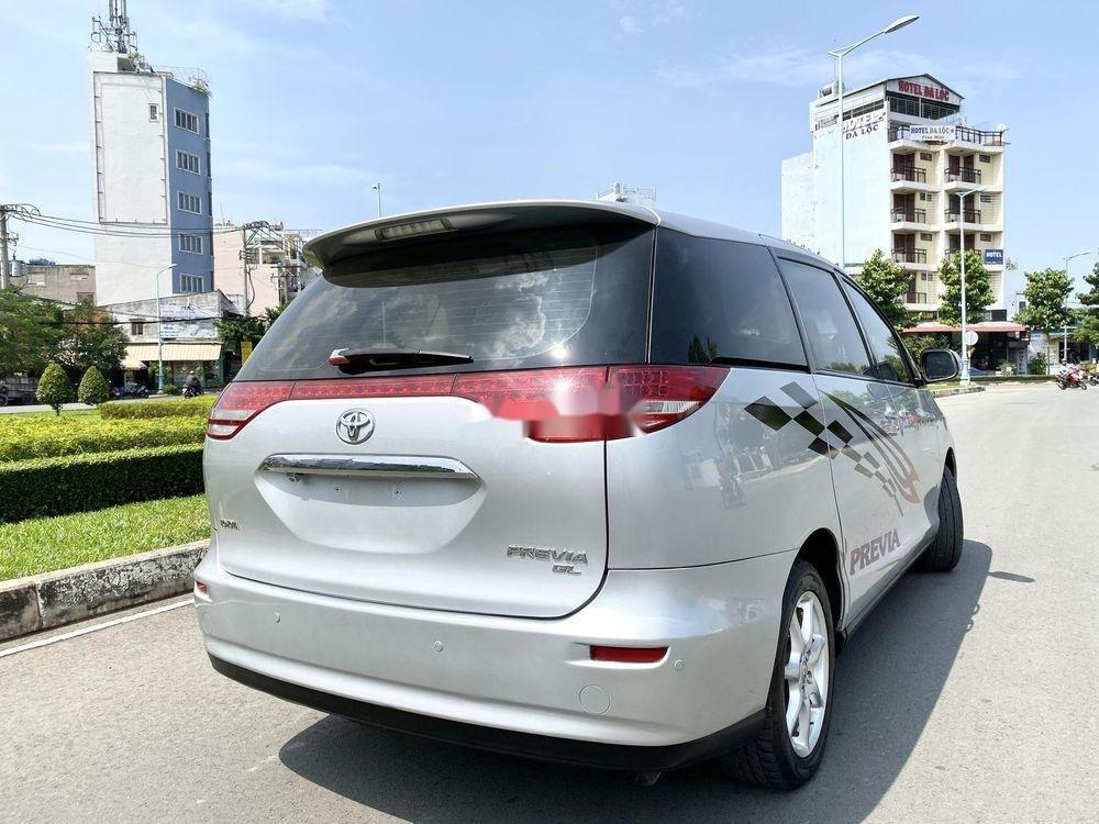 Bán Toyota Previa  LE  đời 2009, nhập khẩu số tự động (3)