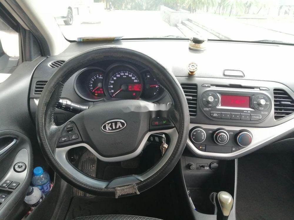 Xe Kia Morning 1.0 AT 2011, nhập khẩu, giá 268tr (2)