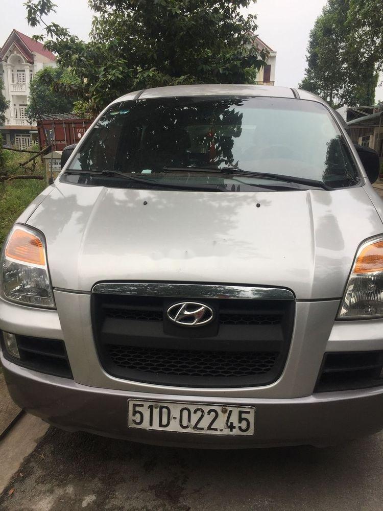 Cần bán gấp Hyundai Grand Starex sản xuất 2005, giá tốt (1)