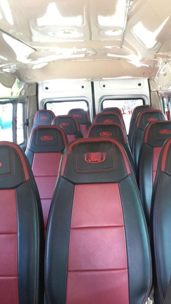 Bán ô tô Ford Transit đời 2015, giá chỉ 490 triệu xe nguyên bản (6)