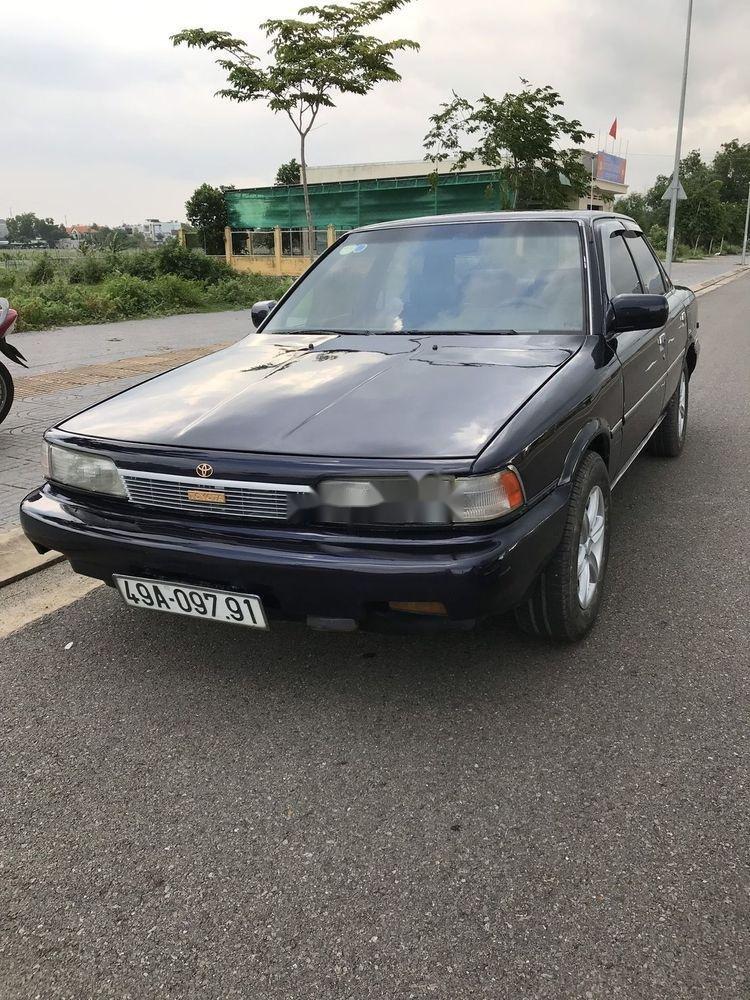 Bán Toyota Camry đời 1987, nhập khẩu (1)