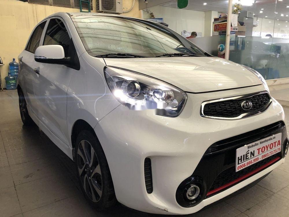 Bán ô tô Kia Morning đời 2017 xe nguyên bản (1)
