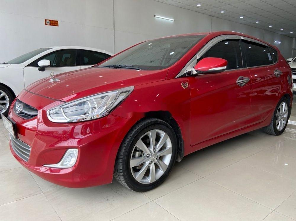 Cần bán Hyundai Accent đời 2015, nhập khẩu nguyên chiếc chính hãng (2)