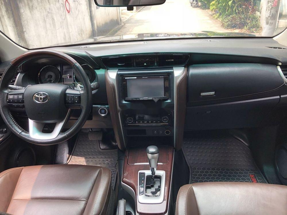 Bán Toyota Fortuner AT đời 2018, nhập khẩu số tự động (3)
