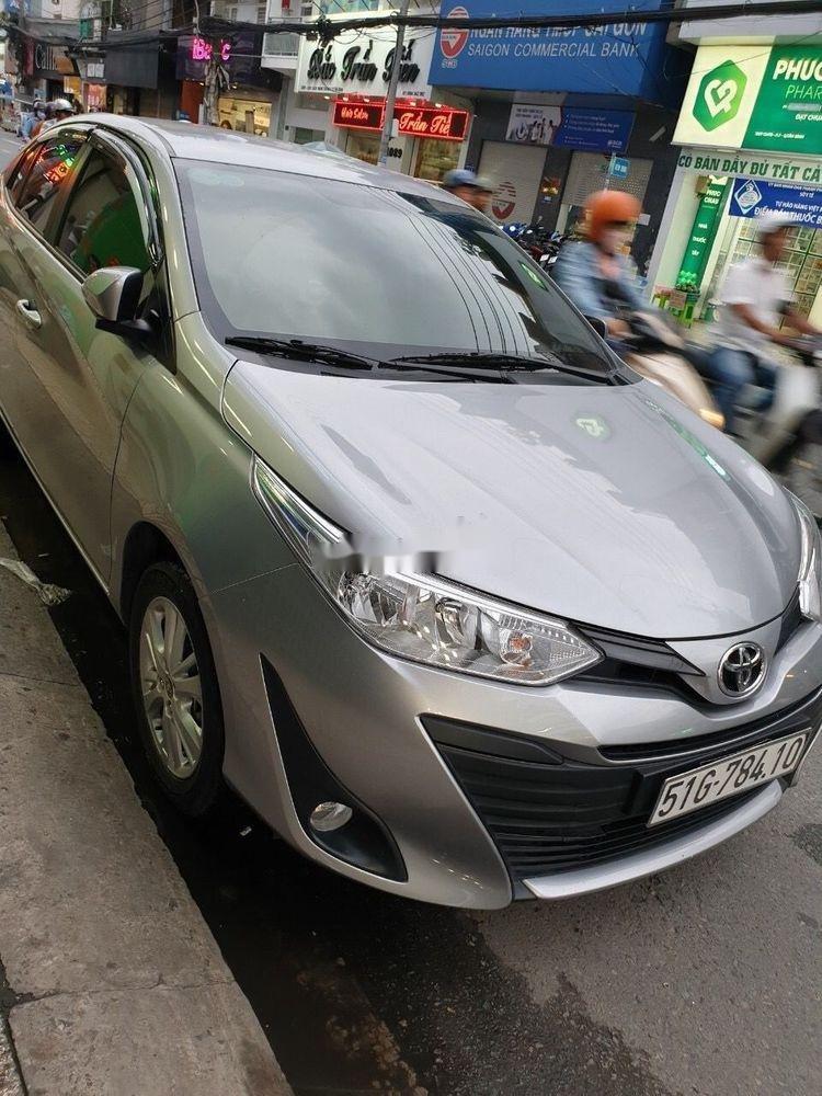 Bán xe Toyota Vios năm 2019 còn mới (1)