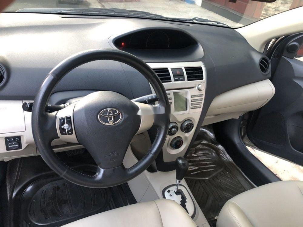 Bán ô tô Toyota Vios AT sản xuất năm 2007, màu bạc (5)