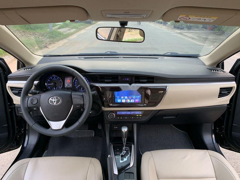 Cần bán gấp Toyota Camry 1.8GAT đời 2015, màu đen (8)