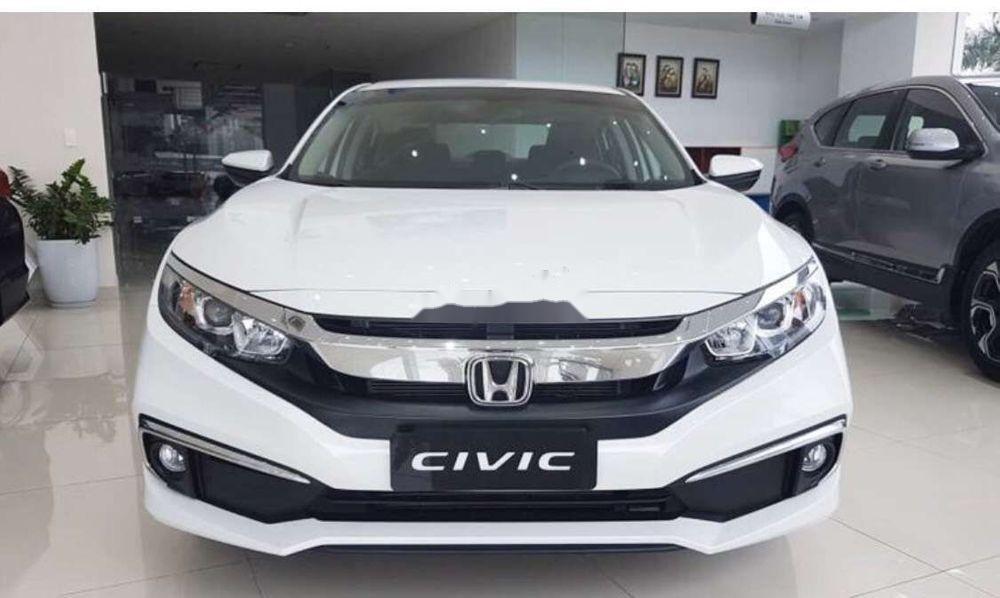 Cần bán Honda Civic đời 2019, màu trắng, nhập khẩu nguyên chiếc  (1)