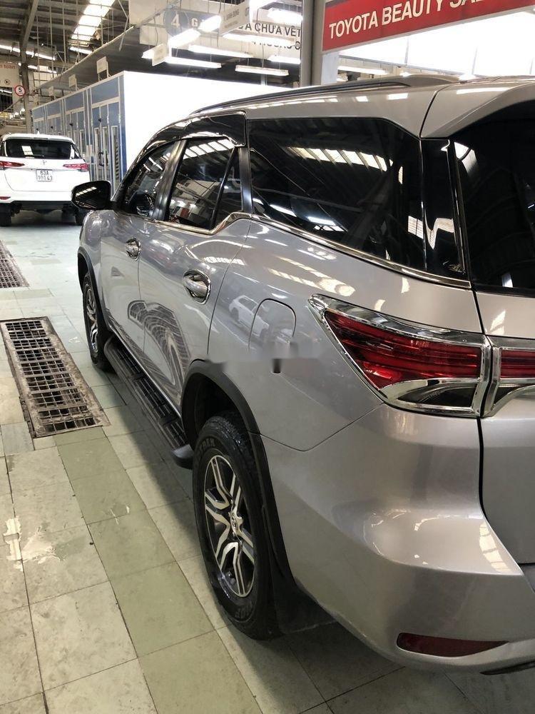 Bán ô tô Toyota Fortuner sản xuất năm 2017, nhập khẩu xe gia đình xe nguyên bản (7)