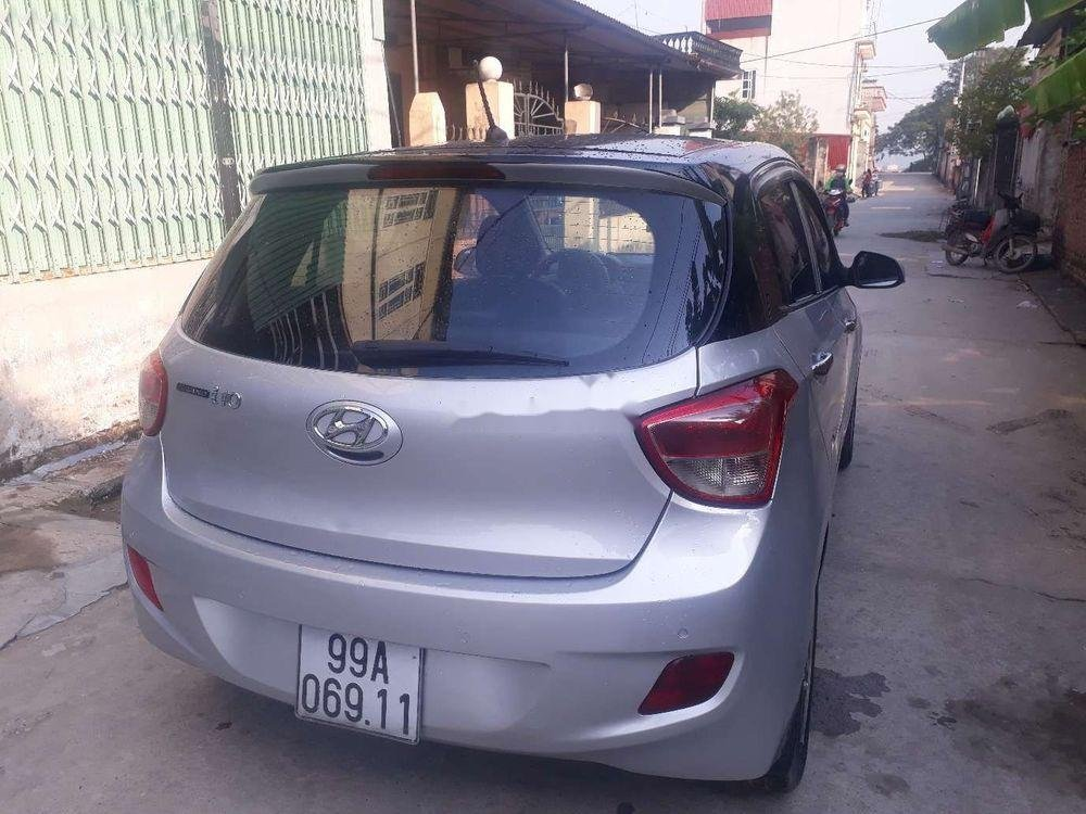 Cần bán xe Hyundai Grand i10 năm sản xuất 2014, 152tr xe nguyên bản (2)