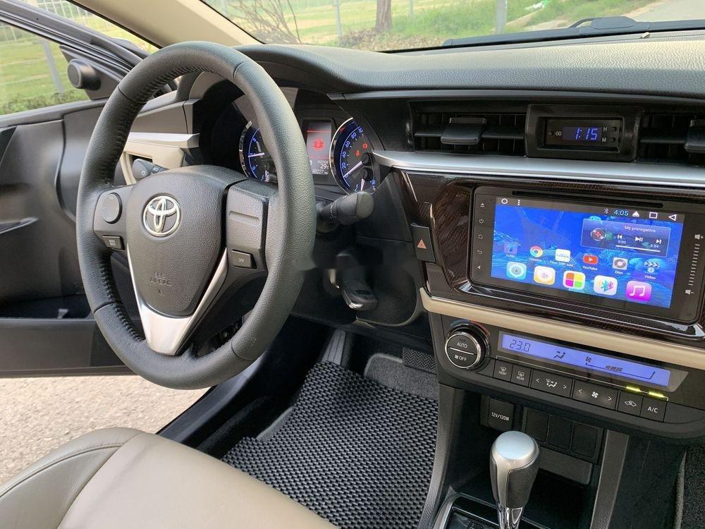 Cần bán gấp Toyota Camry 1.8GAT đời 2015, màu đen (10)