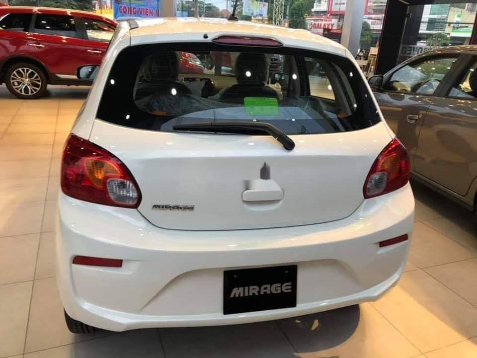Cần bán Mitsubishi Mirage năm 2018, màu trắng, xe nhập chính hãng (1)