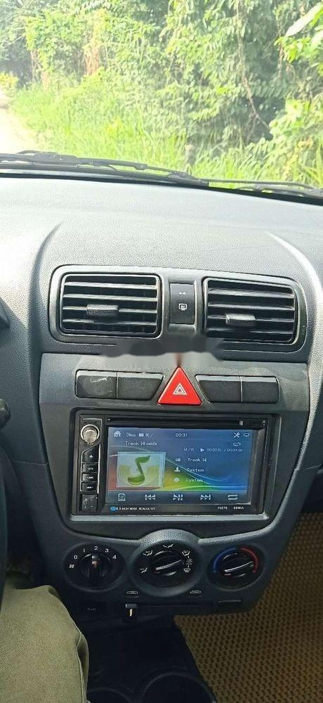 Bán xe Kia Morning đời 2011, màu bạc chính chủ xe nguyên bản (2)