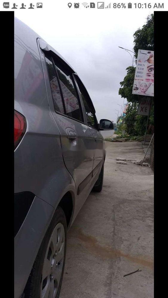 Cần bán Hyundai Getz 2009, màu bạc, nhập khẩu, giá chỉ 170 triệu (5)