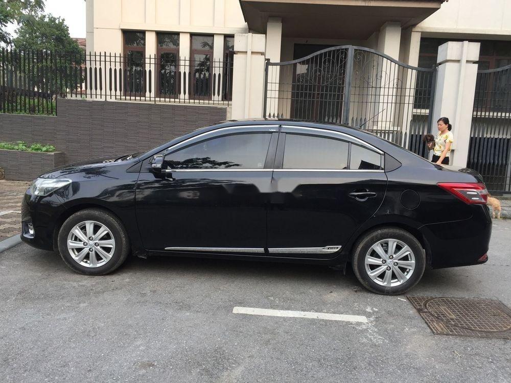 Bán xe Toyota Vios đời 2015, màu đen, chính chủ, 382tr (5)