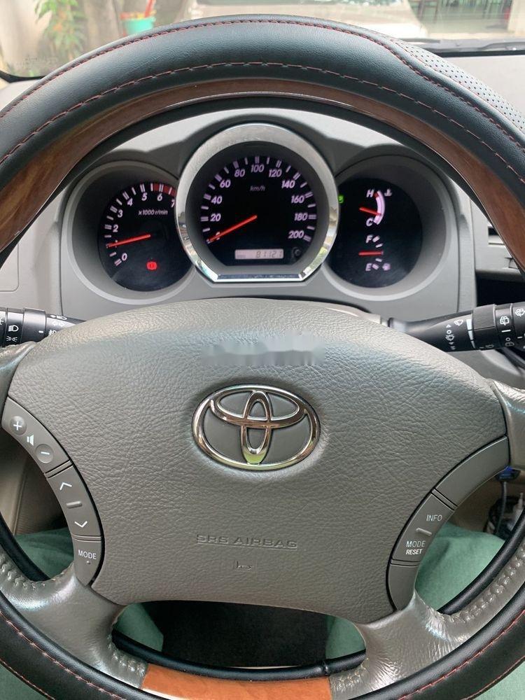 Cần bán gấp Toyota Fortuner đời 2010, màu đen như mới, giá tốt xe nguyên bản (11)
