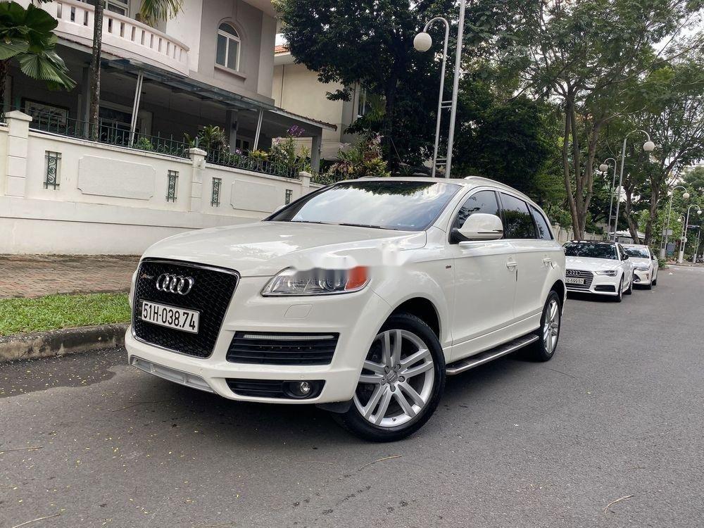 Cần bán Audi Q7 sản xuất năm 2009, xe nhập chính hãng (3)