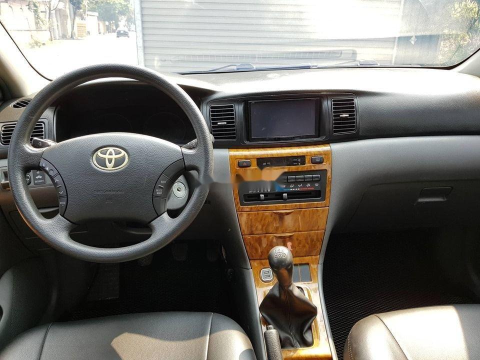 Cần bán gấp Toyota Corolla Altis năm 2007, màu đen chính chủ xe nguyên bản (10)