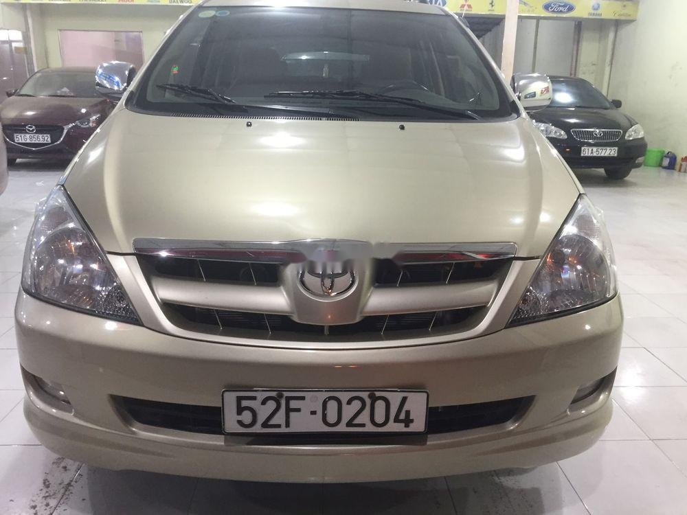 Bán Toyota Innova đời 2007, 360tr, đi 80000km (1)