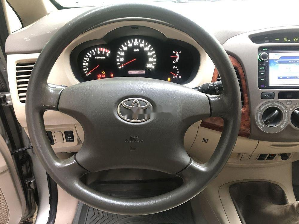 Cần bán xe Toyota Innova 2007 xe nguyên bản (4)