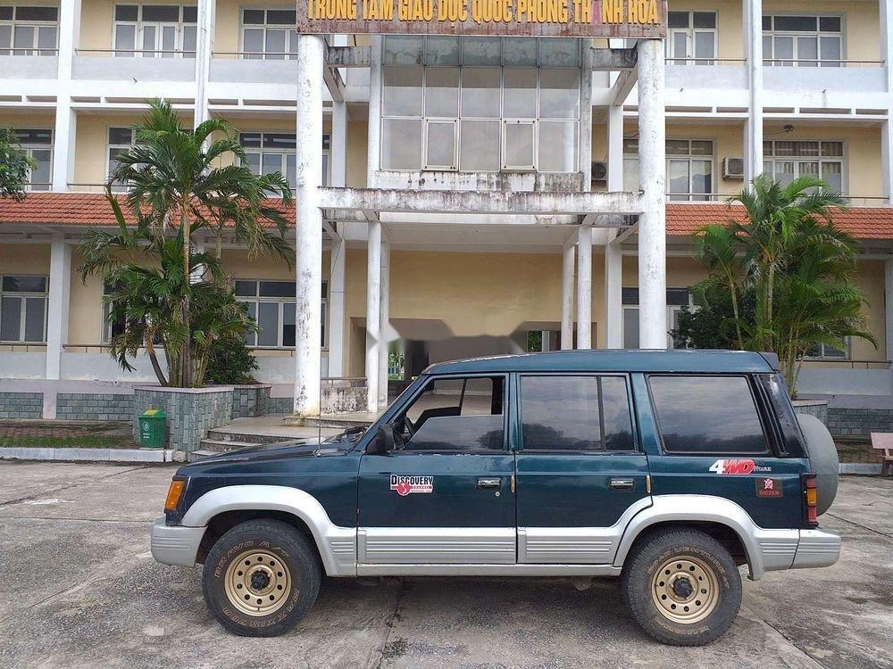 Bán Ssangyong Musso sản xuất 2006, nhập khẩu, giá rẻ (1)