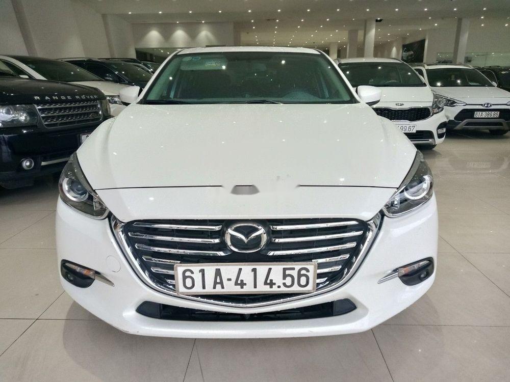 Bán ô tô Mazda 3 đời 2017, màu trắng xe gia đình giá cạnh tranh xe nguyên bản (2)