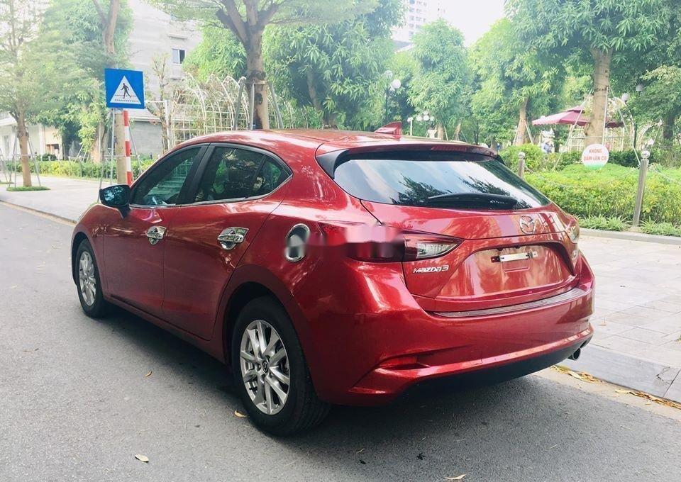 Cần bán Mazda 3 sản xuất năm 2018, màu đỏ, giá 638tr (9)