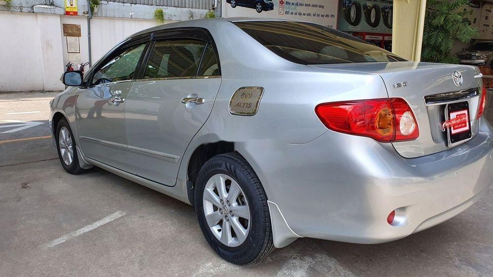 Bán Toyota Corolla Altis đời 2009, màu bạc, số tự động, giá tốt (5)