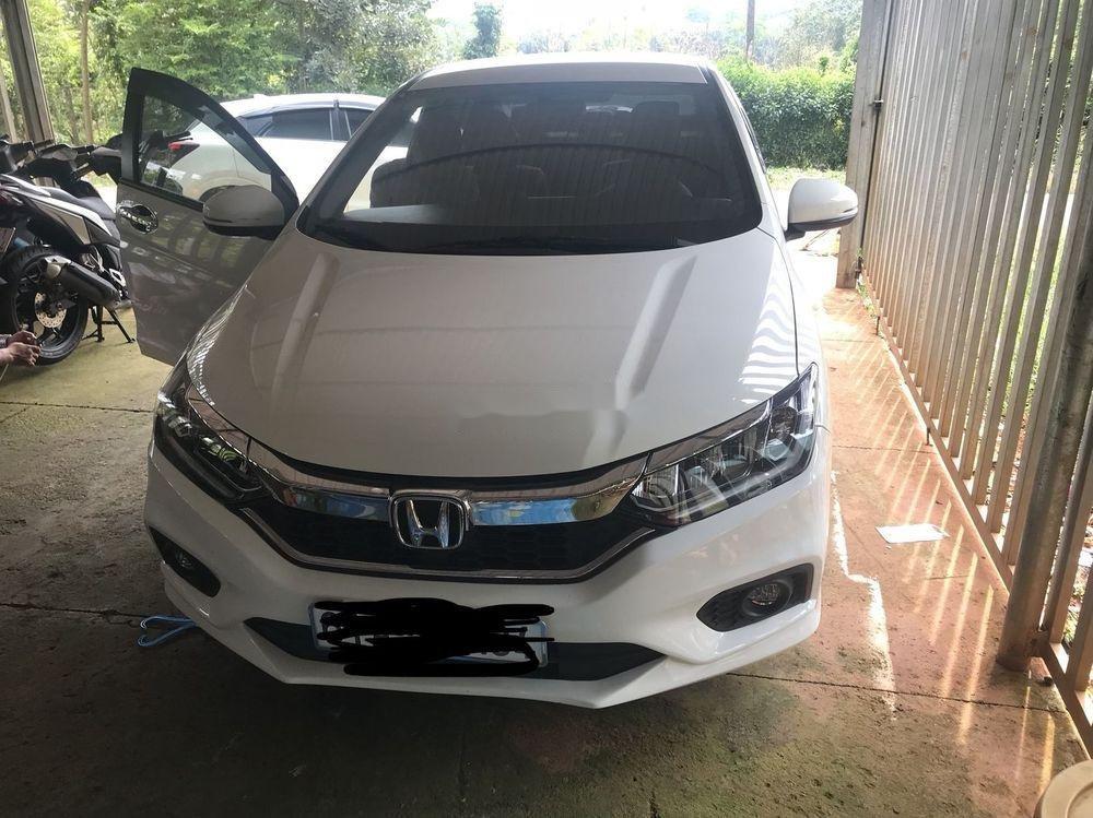Bán xe Honda City đời 2018, màu trắng như mới (1)
