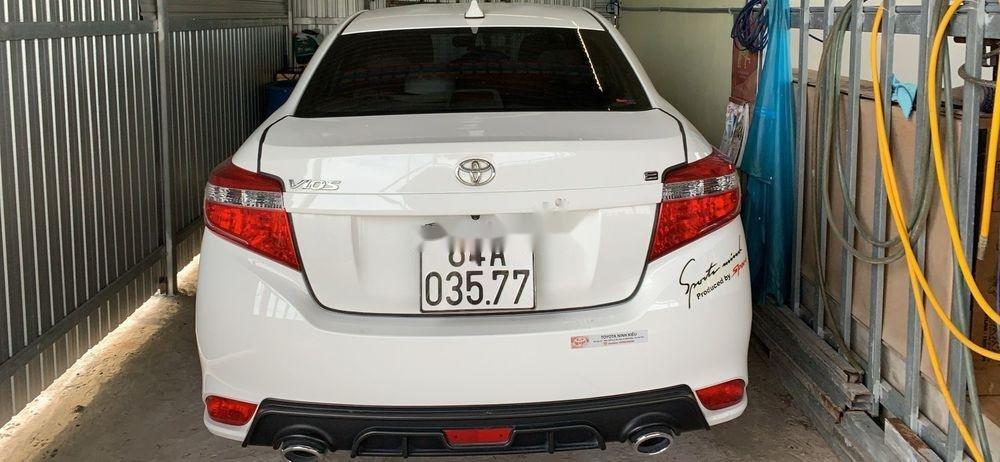 Bán Toyota Vios sản xuất 2018, màu trắng (2)
