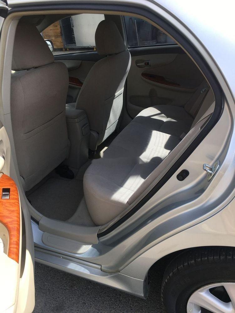 Bán ô tô Toyota Corolla Altis 2009, màu bạc chính chủ xe nguyên bản (3)