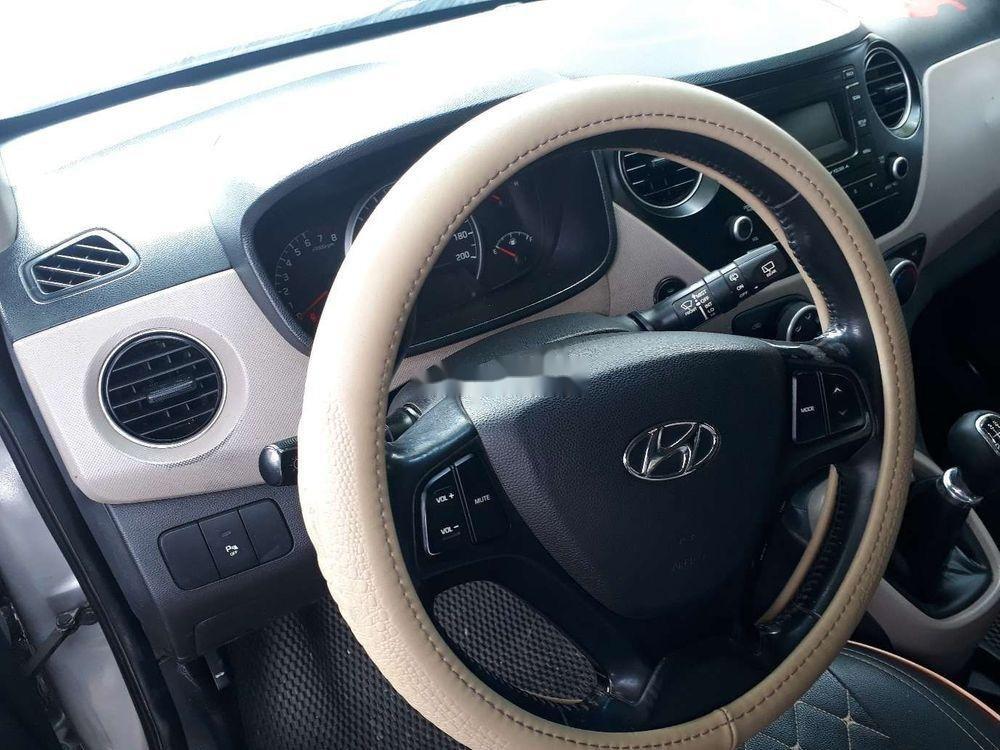 Cần bán xe Hyundai Grand i10 năm sản xuất 2014, 152tr xe nguyên bản (5)