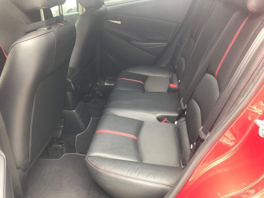 Bán Mazda 2 năm 2018, màu đỏ, xe gia đình ít đi, 510 triệu (6)