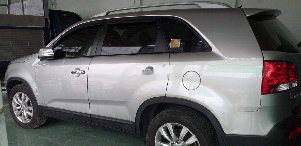 Bán Kia Sorento sản xuất 2011, nhập khẩu giá cạnh tranh xe nguyên bản (1)
