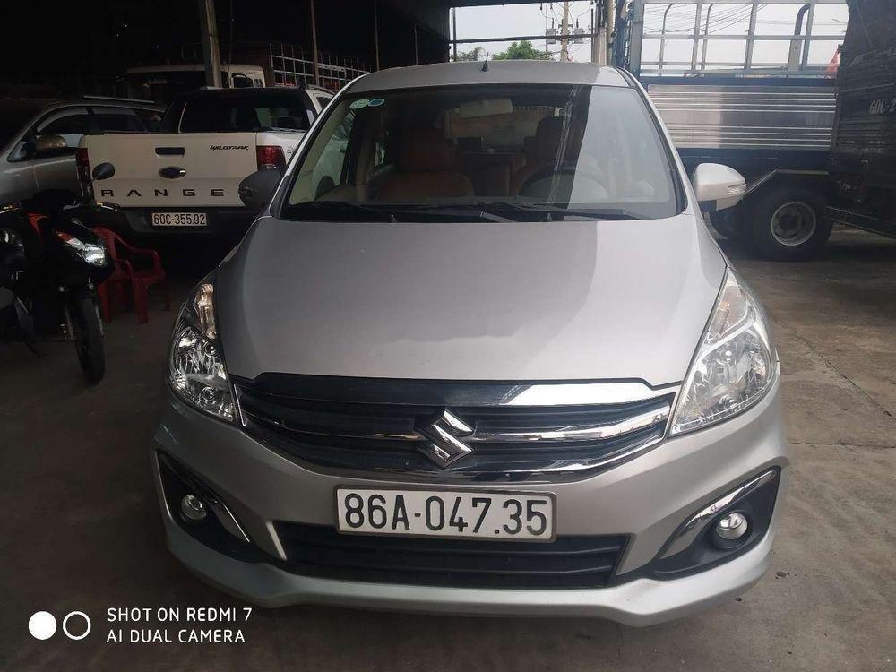 Bán ô tô Suzuki Ertiga AT 2016, màu bạc, nhập khẩu (3)