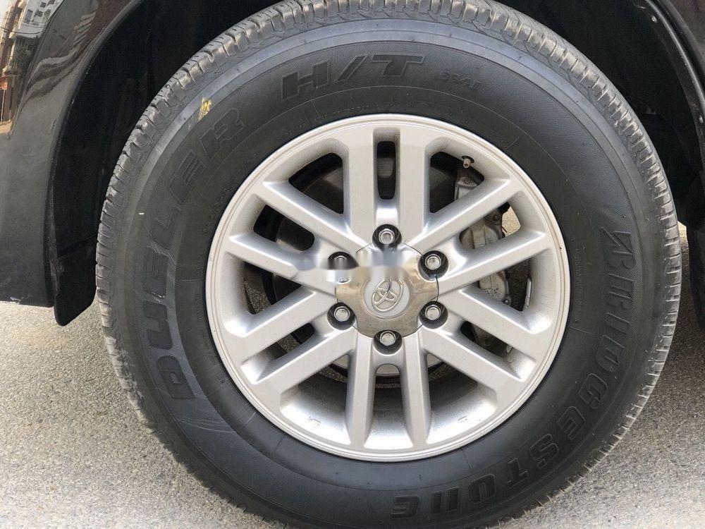 Cần bán xe Toyota Fortuner đời 2012, màu đen xe gia đình, 682tr xe nguyên bản (8)