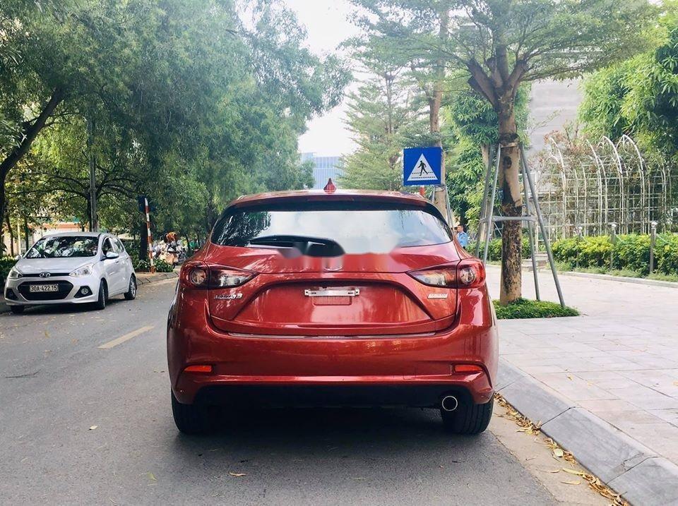 Cần bán Mazda 3 sản xuất năm 2018, màu đỏ, giá 638tr (10)
