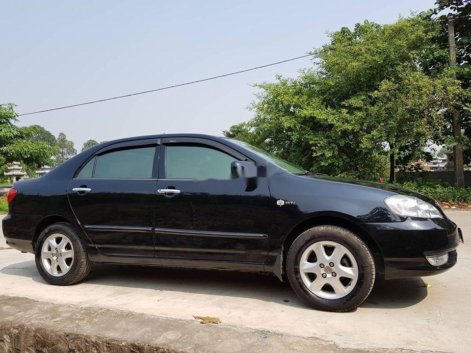 Cần bán gấp Toyota Corolla Altis năm 2007, màu đen chính chủ xe nguyên bản (7)