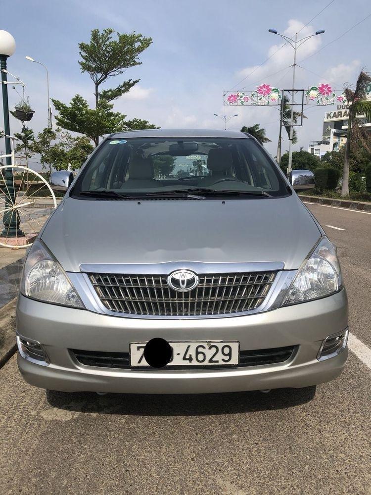 Cần bán xe Toyota Innova 2007 xe nguyên bản (1)
