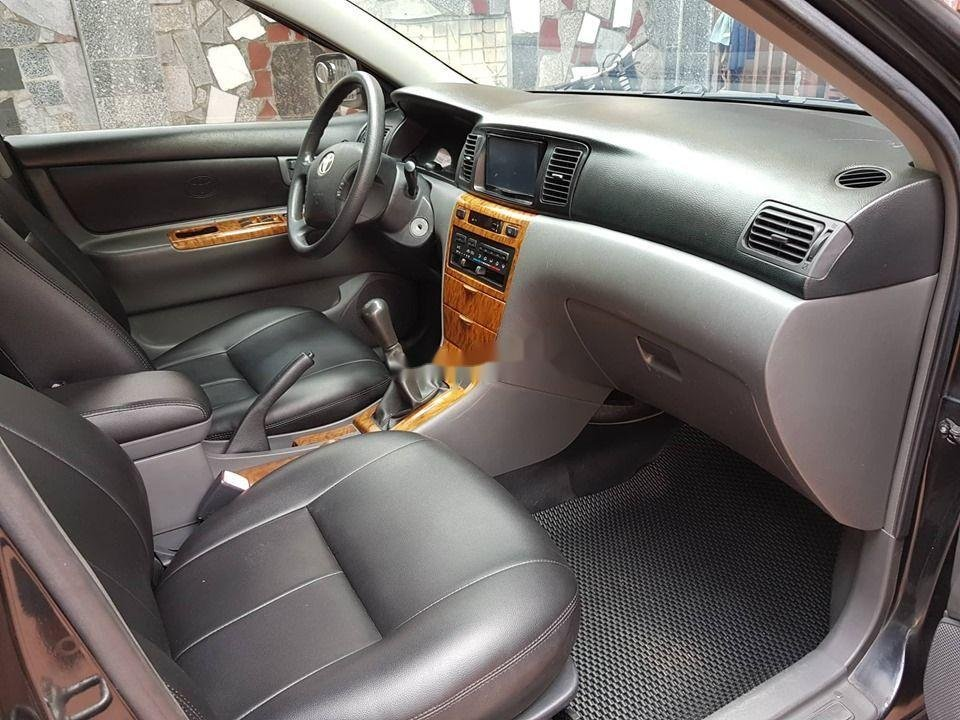 Cần bán gấp Toyota Corolla Altis năm 2007, màu đen chính chủ xe nguyên bản (11)