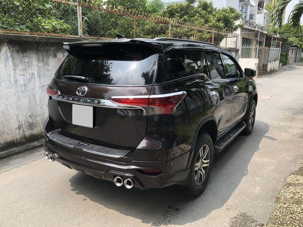Bán Toyota Fortuner AT đời 2018, nhập khẩu số tự động (7)