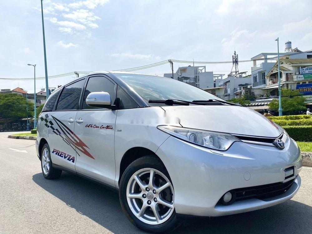 Bán Toyota Previa  LE  đời 2009, nhập khẩu số tự động (1)