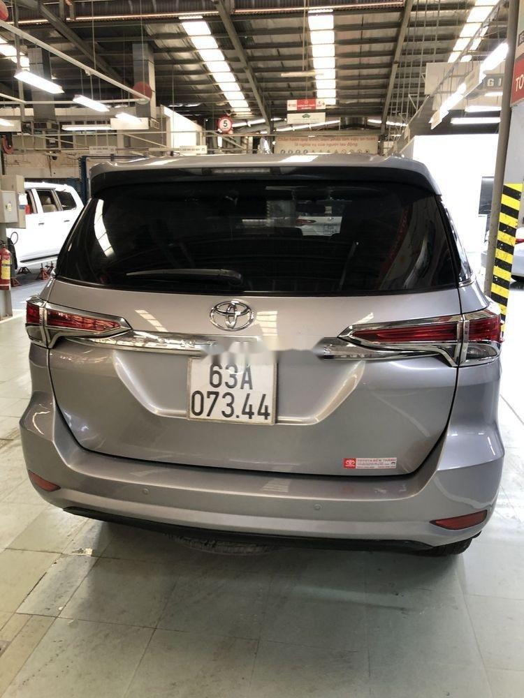 Bán ô tô Toyota Fortuner sản xuất năm 2017, nhập khẩu xe gia đình xe nguyên bản (6)