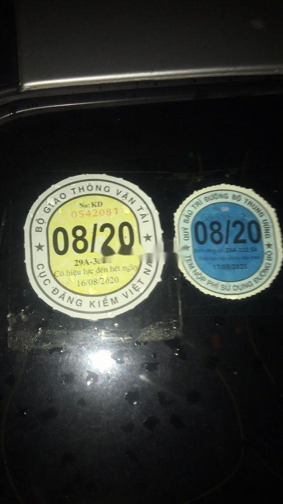 Bán ô tô Kia Morning đời 2011, màu bạc (4)