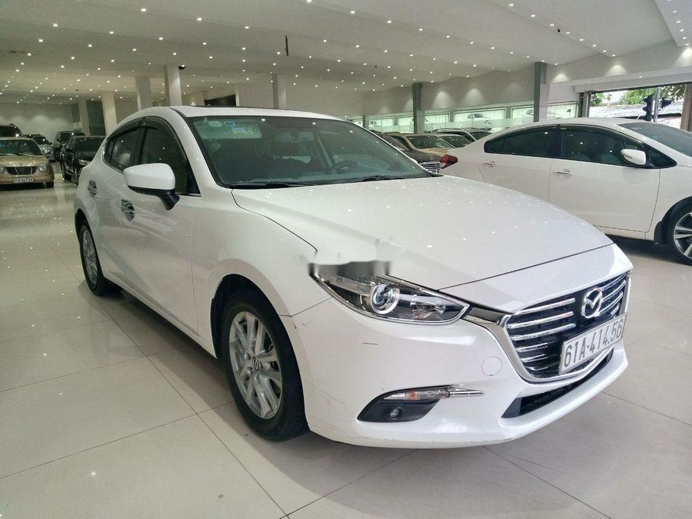 Bán ô tô Mazda 3 đời 2017, màu trắng xe gia đình giá cạnh tranh xe nguyên bản (3)