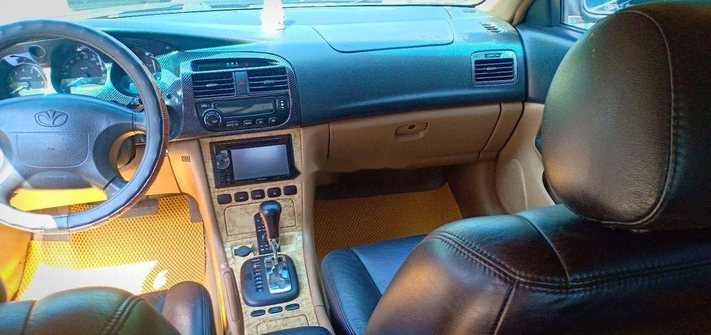 Cần bán lại xe Daewoo Magnus sản xuất năm 2005, màu đen xe gia đình xe nguyên bản (6)