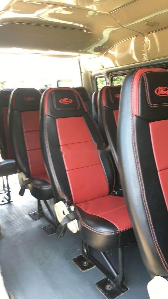 Bán ô tô Ford Transit đời 2015, giá chỉ 490 triệu xe nguyên bản (4)