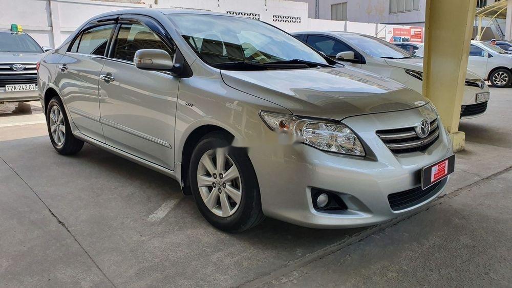 Bán Toyota Corolla Altis đời 2009, màu bạc, số tự động, giá tốt (4)