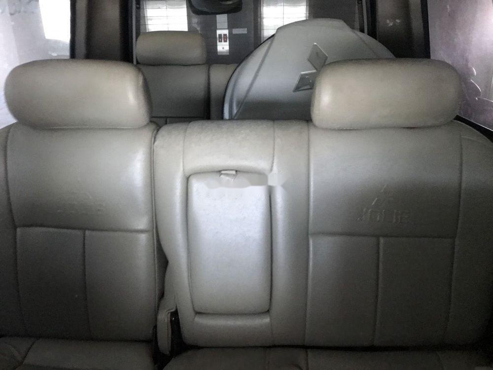 Cần bán Mitsubishi Jolie năm 2004, giá chỉ 160 triệu xe nguyên bản (8)