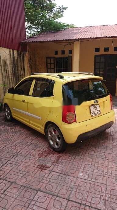 Cần bán xe Kia Morning năm sản xuất 2008, xe nhập, giá 195tr (3)